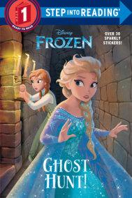 Ghost Hunt! (Disney Frozen)