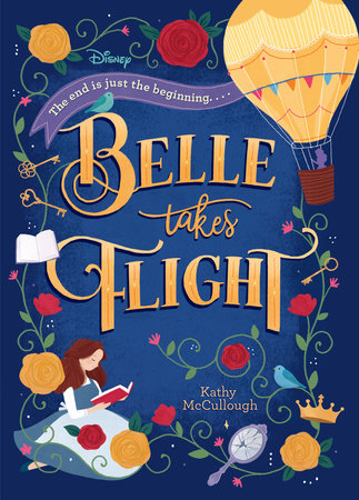 Belle Takes Flight (Disney Beauty and the Beast)