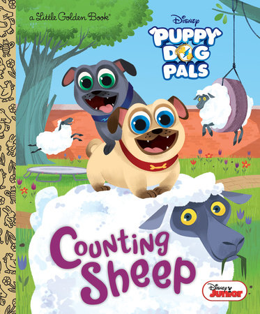 Counting Sheep (Disney Junior Puppy Dog Pals)