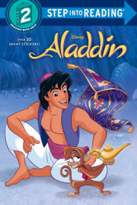 Aladdin Deluxe Step into Reading (Disney Aladdin)
