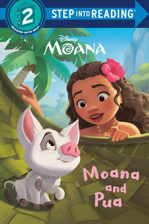 Moana and Pua (Disney Moana)