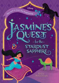 Jasmine's Quest for the Stardust Sapphire (Disney Aladdin)