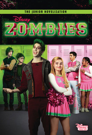 Disney Zombies Junior Novelization (Disney Zombies)