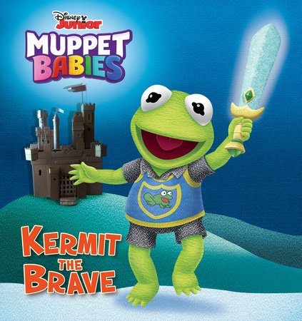Kermit the Brave (Disney Muppet Babies)