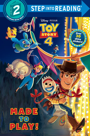 Toy Story 4 Deluxe Step into Reading (Disney/Pixar Toy Story 4)