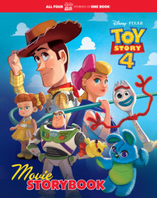 Toy Story 4 Movie Storybook (Disney/Pixar Toy Story 4)