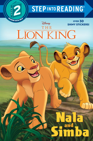 Nala and Simba (Disney The Lion King)
