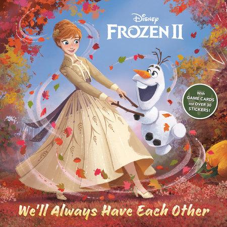 Frozen 2 Deluxe Pictureback (Disney Frozen 2)