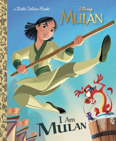 I Am Mulan (Disney Princess)