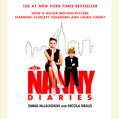 The Nanny Diaries Book Cover Picture