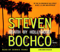 Death By Hollywood Cover