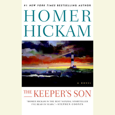 The Keeper's Son cover