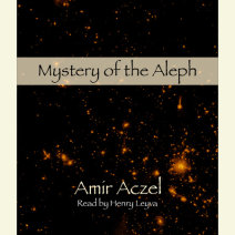 Mystery of the Aleph Cover