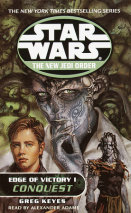 Star Wars: The New Jedi Order: Edge of Victory I: Conquest Cover