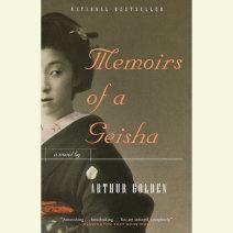 Memoirs of A Geisha Cover
