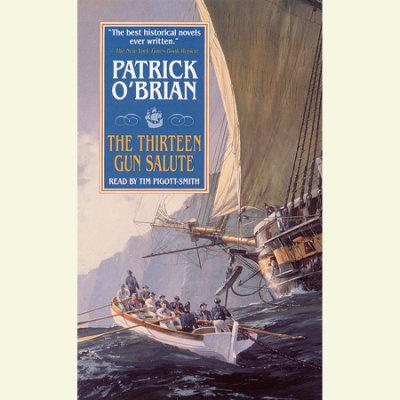The Thirteen Gun Salute cover