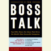 Boss Talk Cover
