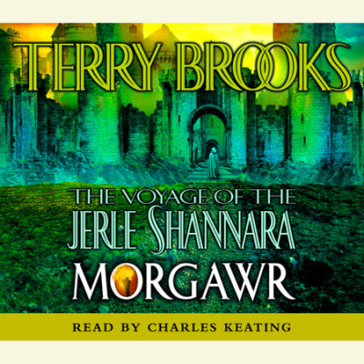 The Voyage of the Jerle Shannara: Morgawr cover