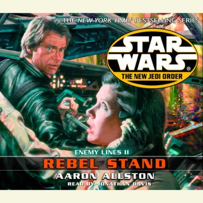 Star Wars: The New Jedi Order: Rebel Stand cover