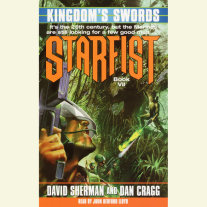 Starfist: Kingdom's Swords Cover