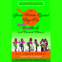 The Sweet Potato Queens' Big-Ass Cookbook (and Financial Planner) Cover