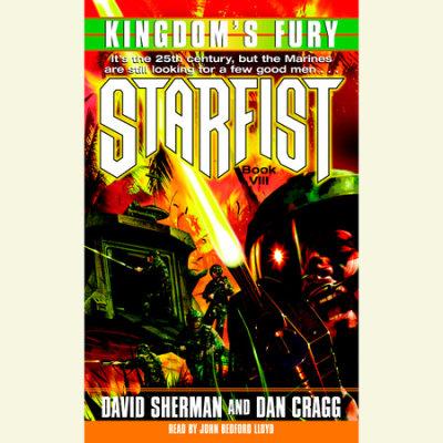 Starfist: Kingdom's Fury cover