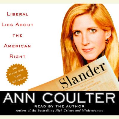 Slander cover