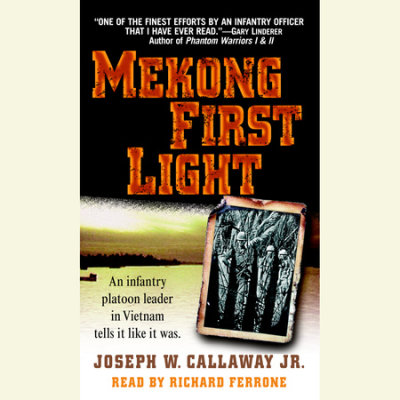 Mekong First Light cover