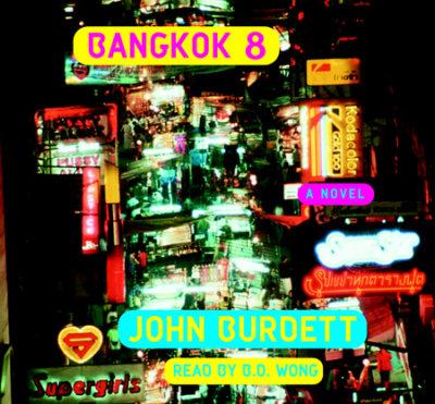 Bangkok 8 cover
