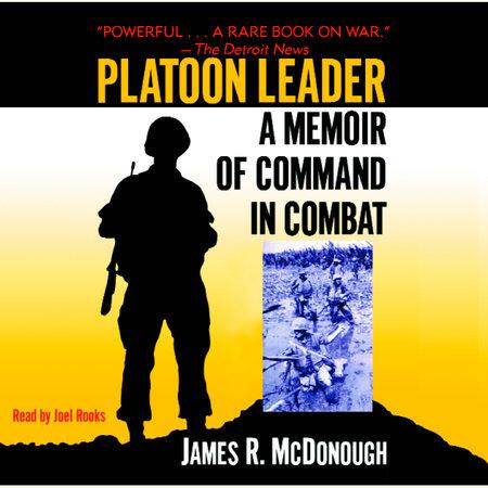Platoon Leader by James R. McDonough