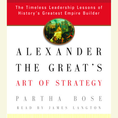 Alexander the Great's Art of Strategy cover