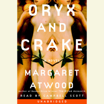 Oryx and Crake cover