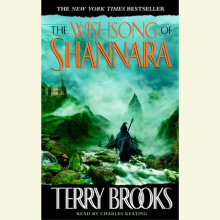 The Wishsong of Shannara Cover
