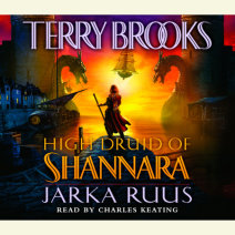 High Druid of Shannara: Jarka Ruus Cover