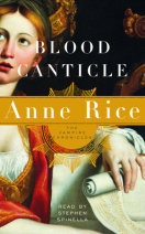 Blood Canticle Cover