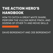 The Action Hero's Handbook Cover