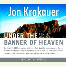 Under the Banner of Heaven Cover