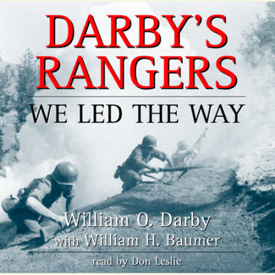 Darby's Rangers cover