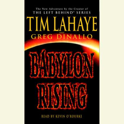 Babylon Rising cover