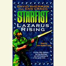 Starfist: Lazarus Rising Cover