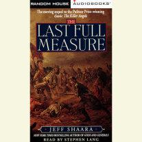 The Last Full Measure Cover