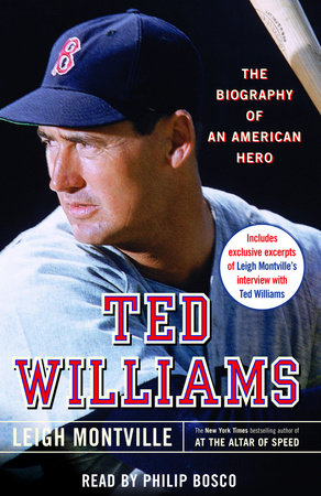 Ted Williams cover
