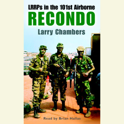 Recondo: LRRPs in the 101st Airborne cover