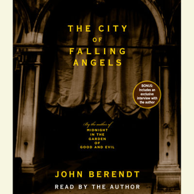 The City of Falling Angels cover