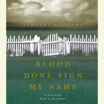 Blood Done Sign My Name Cover