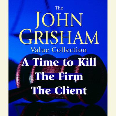 John Grisham Value Collection cover