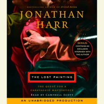 The Lost Painting Cover