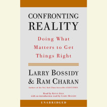 Confronting Reality Cover