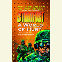 Starfist: A World of Hurt Cover