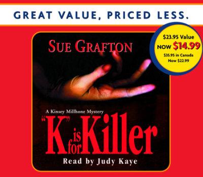K Is For Killer cover